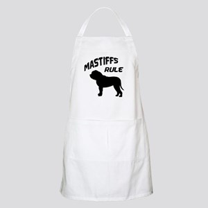 Mastiffs Rule BBQ Apron